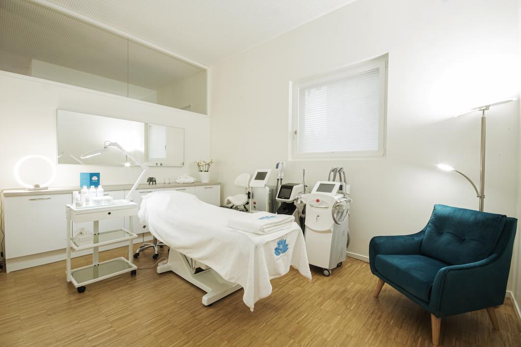 Salle de soins - Institut de beauté B-Beautiful