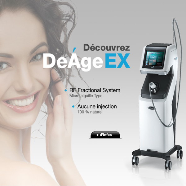 DeAge EX - Lifting sans chirurgie